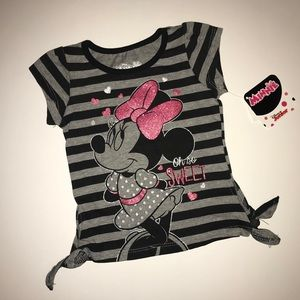Disney Minnie Mouse Baby T-Shirt Size 18mths NWT